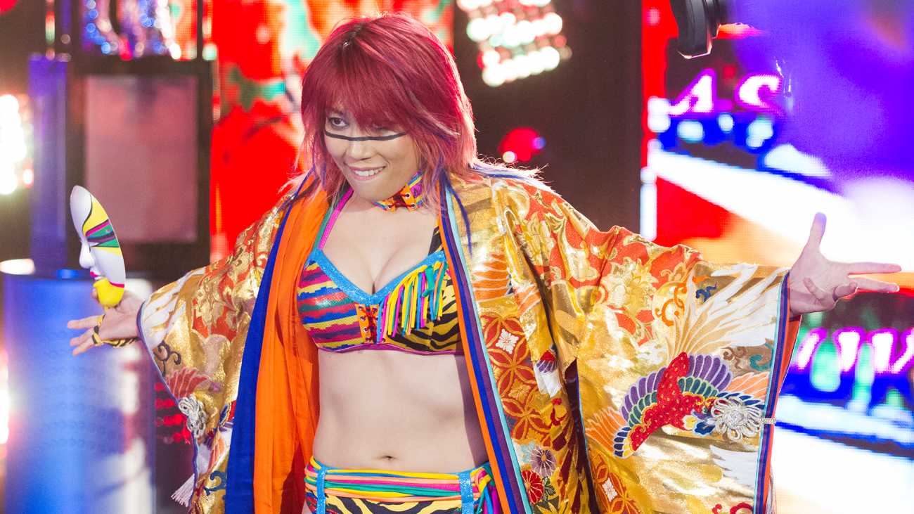 wwe asuka net worth