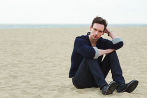 Cory Michael Smith - Status Magazine Photoshoot - 2015