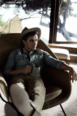 Dave Franco - GQ UK Photoshoot - February 2013