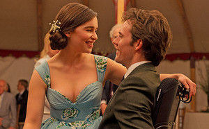 Emilia Clarke in Me Before You movie