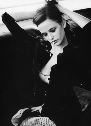 Eva Green photoshoot