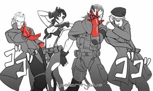Metal Gear Solid Crossover