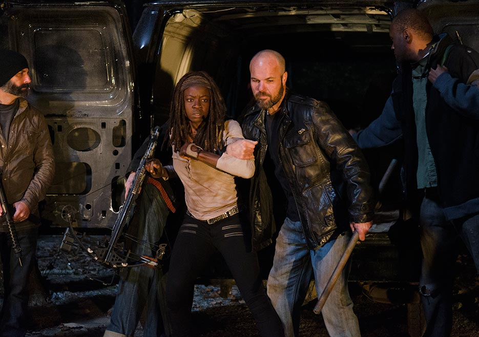 6x16 ~ Last দিন on Earth ~ Michonne