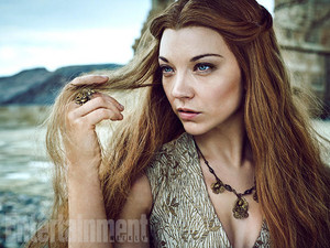 Natalie Dormer as Margaery Tyrell Entertainment Weekly Portrait
