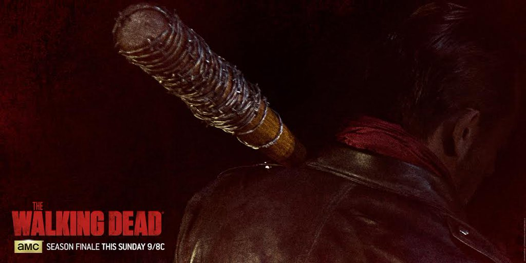 Negan and Lucille Teaser