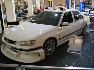 "peugeot 406 V6 from ""Taxi 2"""