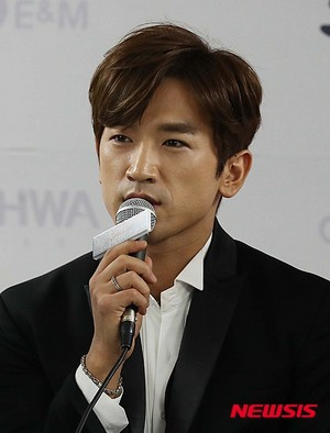 Press Conference 160327 - Minwoo