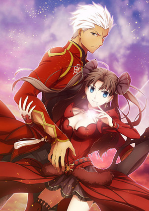 Rin and Archer