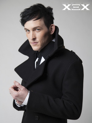 Robin Lord Taylor - XEX Magazine Photoshoot - 2015