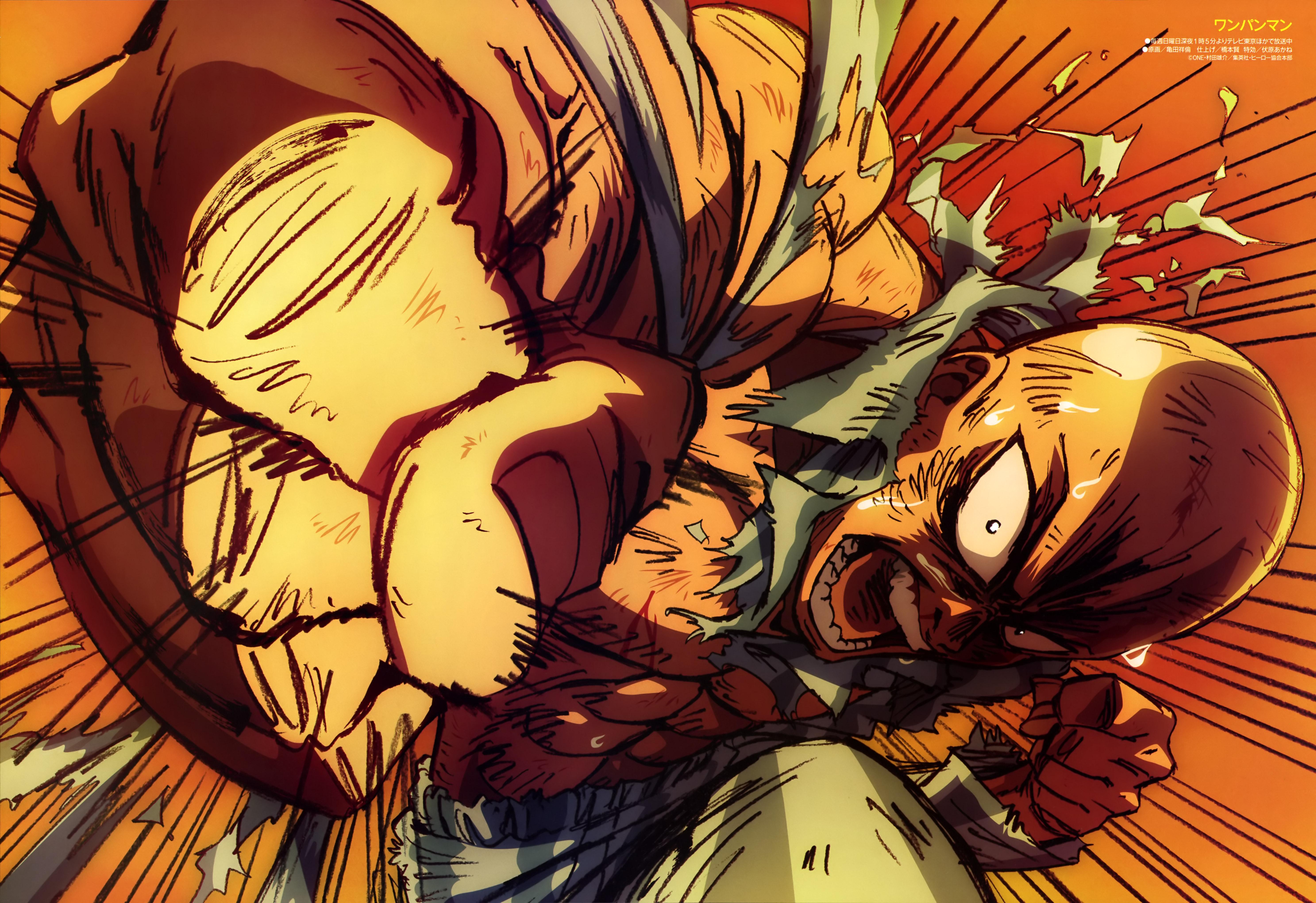 Saitama - Saitama (One Punch Man) Photo (39421271) - Fanpop