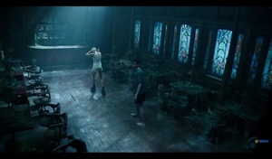 Screencap Miss Peregrine's প্রথমপাতা for Peculiar Children Trailer