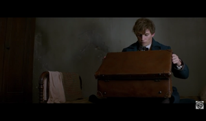 Screencaps Fantastic Beasts and Where to Find Them Trailer