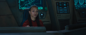 星, 星级 Trek Beyond - Uhura