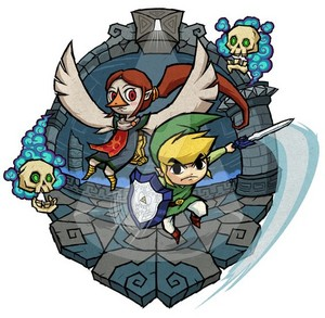 The Wind Waker Earth Temple by Purrdemonium