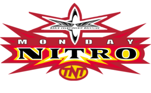 WCW Monday Nitro 2'nd Logo