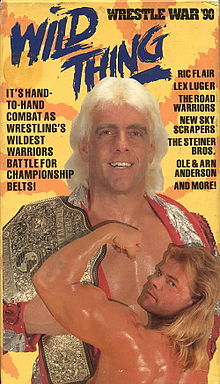 WCW Wrestle War 1990