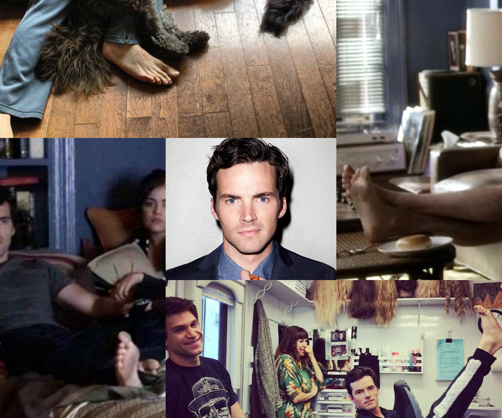 ian harding barefoot collage by tickler24 d9o3hwj