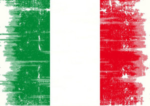 italy old flag
