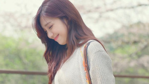 ♥ Jeong Eun Ji - Hopefully sky MV ♥