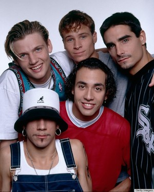 90s boy band/backstreet boys