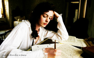 Becoming Jane 壁纸