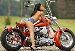 CHOPPER BABE