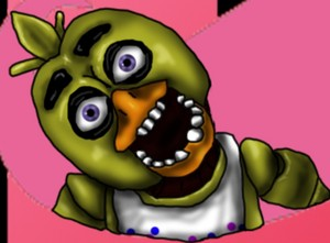Chica Scare