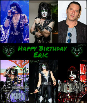Happy Birthday Eric ~May 12, 1958