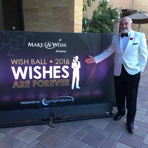 James Bond event for Make-A-Wish Foundation