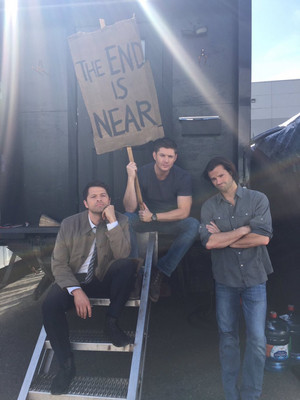 Jensen, Jared and Misha