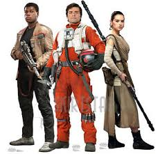 Jey, Finn, and Poe