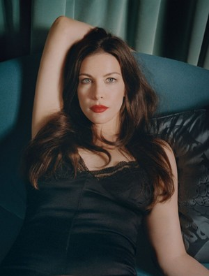 Liv Tyler - Vogue UK Photoshoot - November 2015