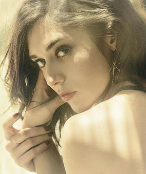 Lizzy Caplan - Playboy Photoshoot - July 2015