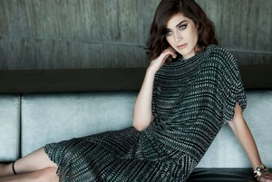 Lizzy Caplan - The Untitled Magazine Photoshoot - September 2015