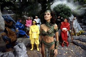 Mariska Hargitay as Dulcea in Mighty Morphin Power Rangers: The Movie (1995)