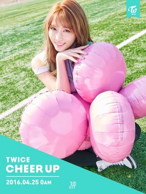 Momo Cheer Up Teasers