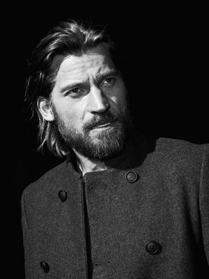 Nikolaj Coster-Waldau - BlackBook Photoshoot - 2012