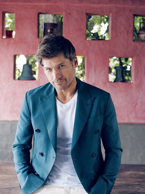 Nikolaj Coster-Waldau - C for Men Photoshoot - 2014