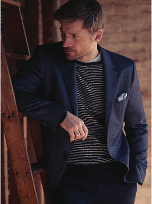 Nikolaj Coster-Waldau - Esquire UK Photoshoot - 2014