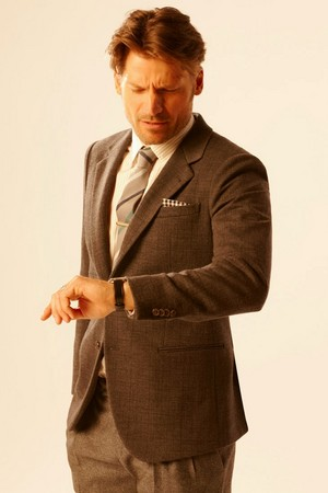Nikolaj Coster-Waldau - GQ France Photoshoot - 2013
