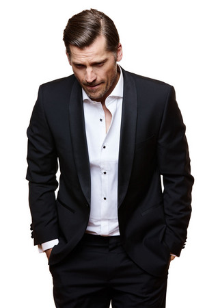 Nikolaj Coster-Waldau - Harper's Bazaar Germany Photoshoot - 2015