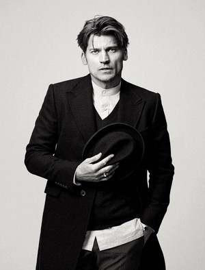 Nikolaj Coster-Waldau - L'Uomo Vogue Photoshoot - 2013