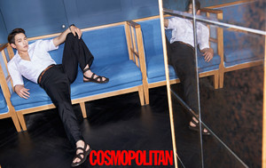 RAIN FOR COSMOPOLITAN KOREA