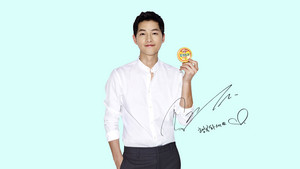 SONG JOONG KI for Dong Won Tuna ad