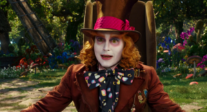 The Mad Hatter - Tarrant Hightopp