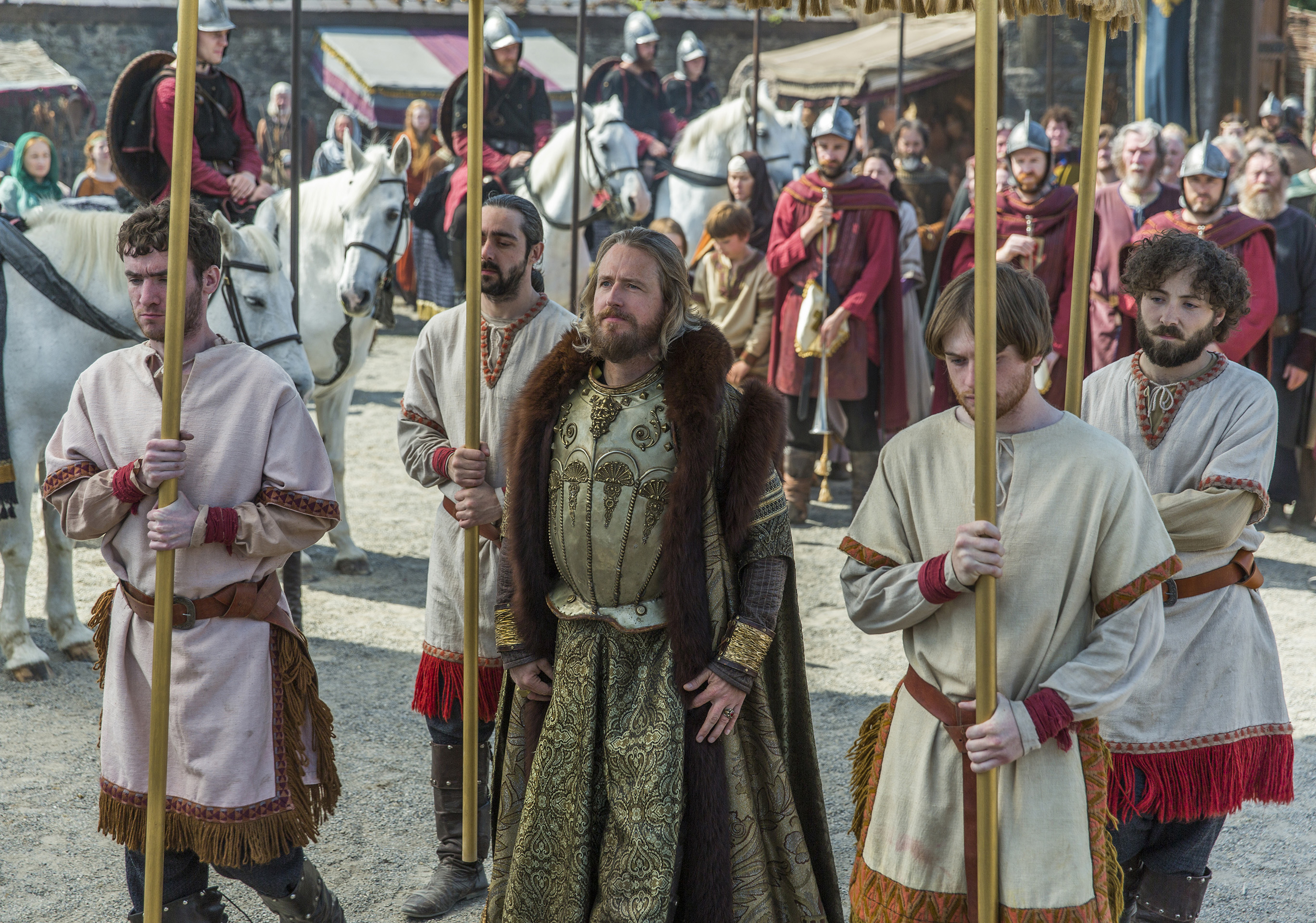 "Vikings ""Death All 'Round"" (2x09) promotional picture"