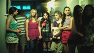 Aria Alison Hanna Spencer and Emily 5