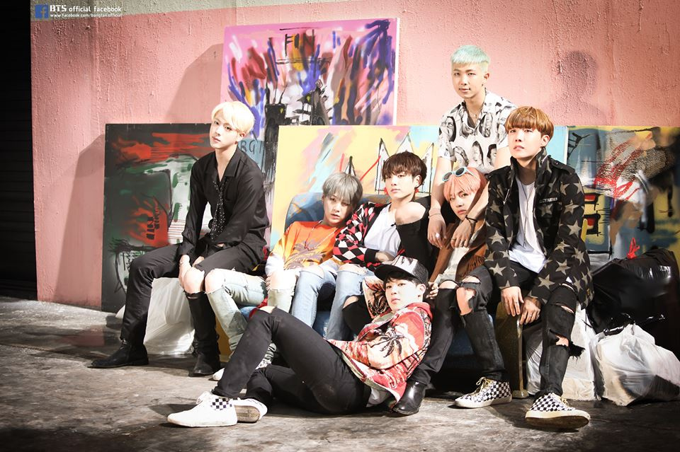 BTS FESTA 2016 Group Photo Album bts 39671605 960 639