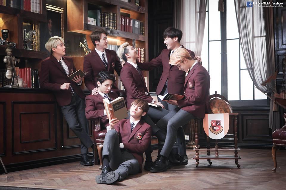 BTS FESTA 2016 Group Photo Album bts 39671611 960 639
