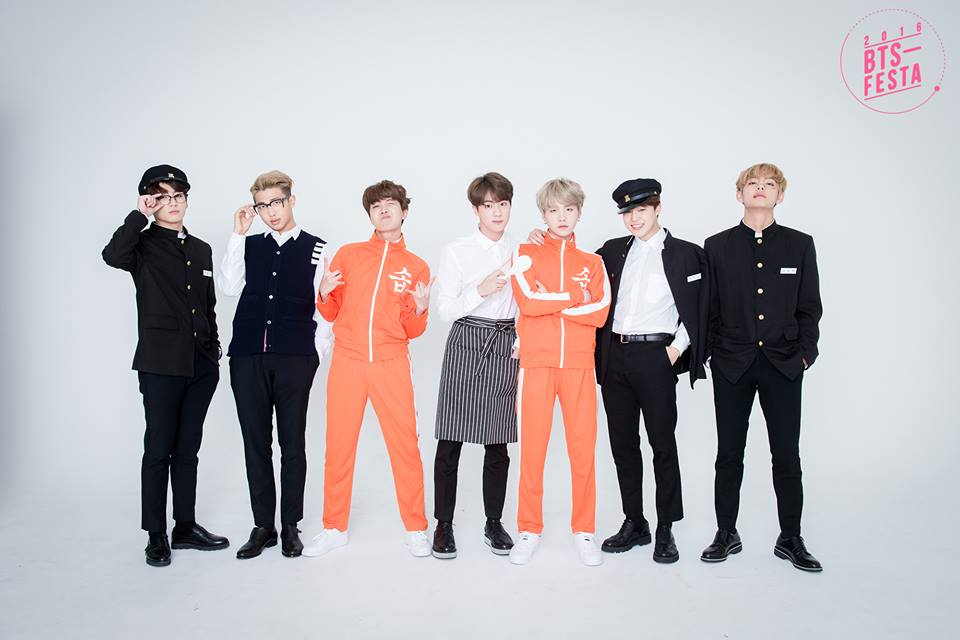 BTS FESTA 2016 Group Photo Album bts 39671645 960 640
